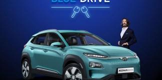 Hyundai Drive Blue