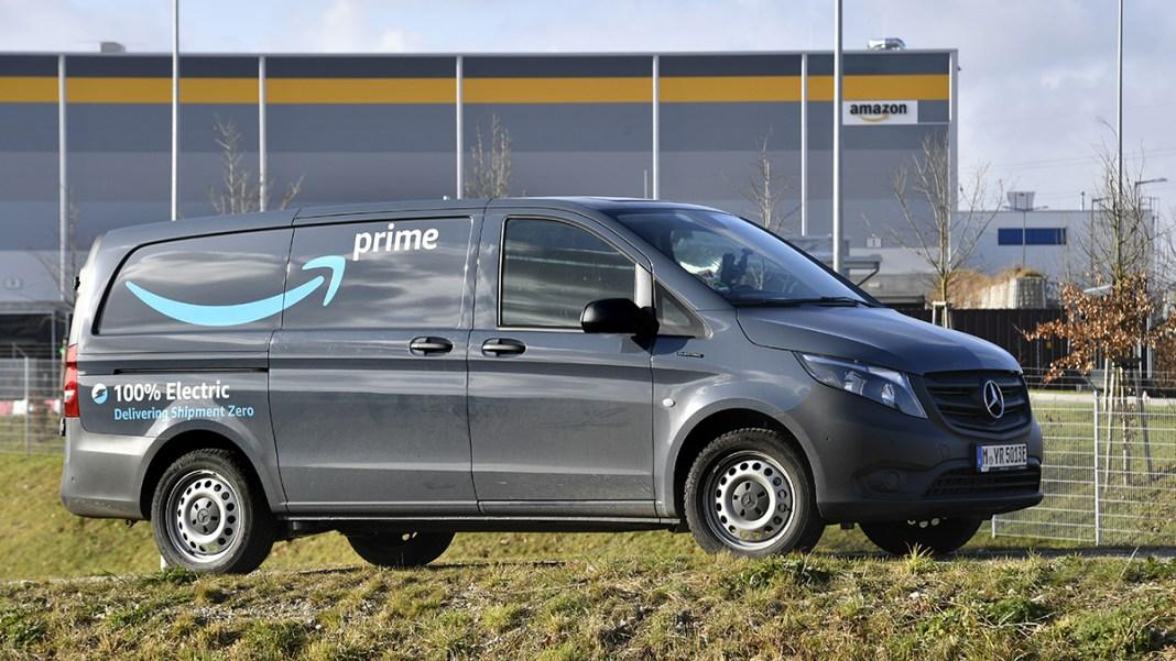 10 eVito pour Amazon à Munich