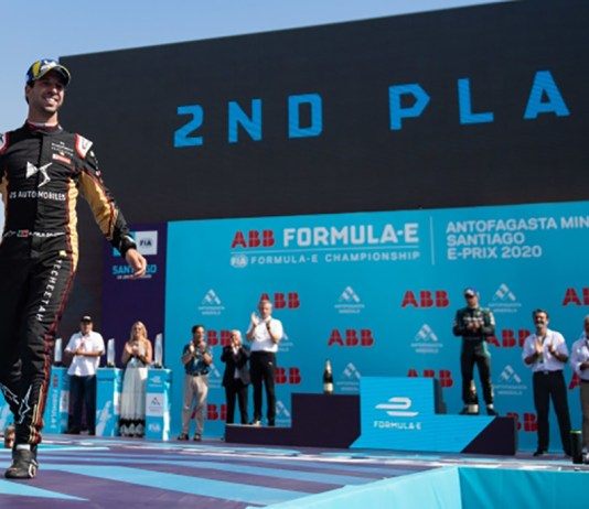 Antonio Felix Da Costa avec DS TECHEETAH