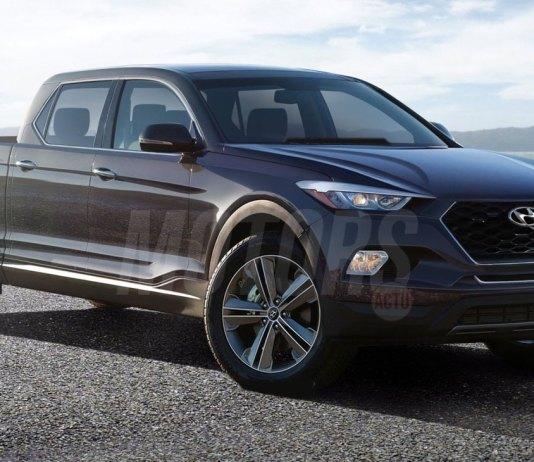 Hyundai-Santa-Cruz Pick-up