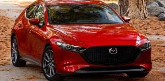 Mazda 3 Trophée Argus 2020