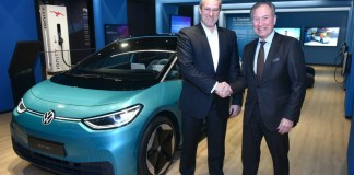 Volkswagen and partner association agree new sales model for ID.