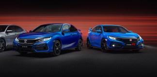 2020 Civic Type R Range - Type R Sport Line, Civic Sport Line, T
