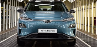 Hyundai Motor augmente la production de la Kona Electric