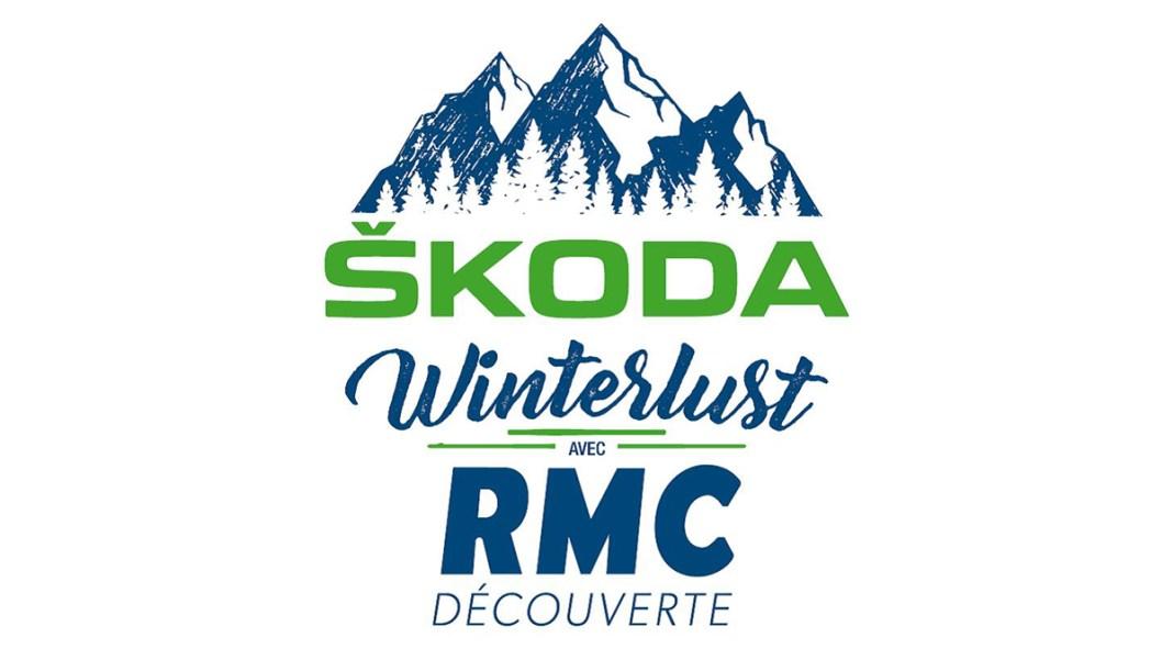 Le SKODA WINTERLUST est de retour à la conquête des Alpes et des Pyrénées