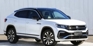 Volkswagen-TayronX
