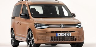 Nouveau Volkswagen Caddy