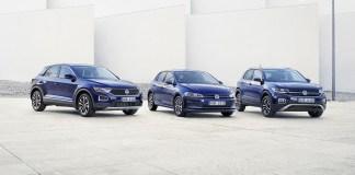 Volkswagen lance plusieurs modèles en édition spéciale UNITED l'année du Championnat d'Europe de Football !