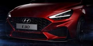 Hyundai I30 - Teaser