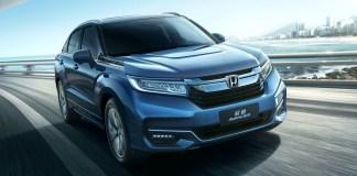 Honda Avancier-2020