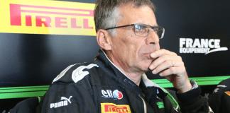 Gilles Stafler - Manager du Team Webike SRC Kawasaki France Trickstar