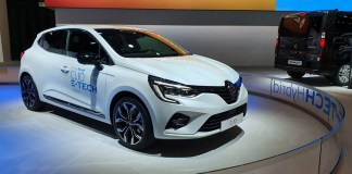 Renault Clio 5 E-Tech hybride