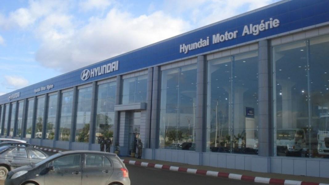 Hyundai Motors Algérie