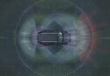 Volvo - Autonomous drive technology