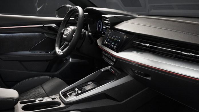 Nouvelle Audi A3 Berline