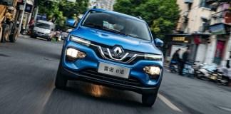 Renault City K ZE-China