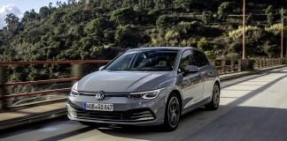 Volkswagen Golf 8 2020