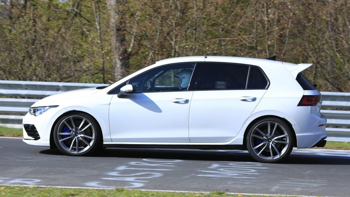 Volkswagen Golf R 2020