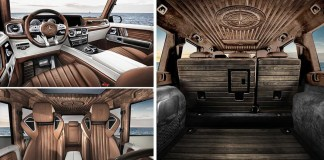 Mercedes-AMG G63 'Yachting Edition'
