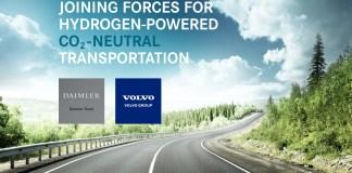 Volvo & Daimler
