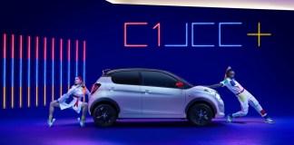 Citroen C1 JCC+