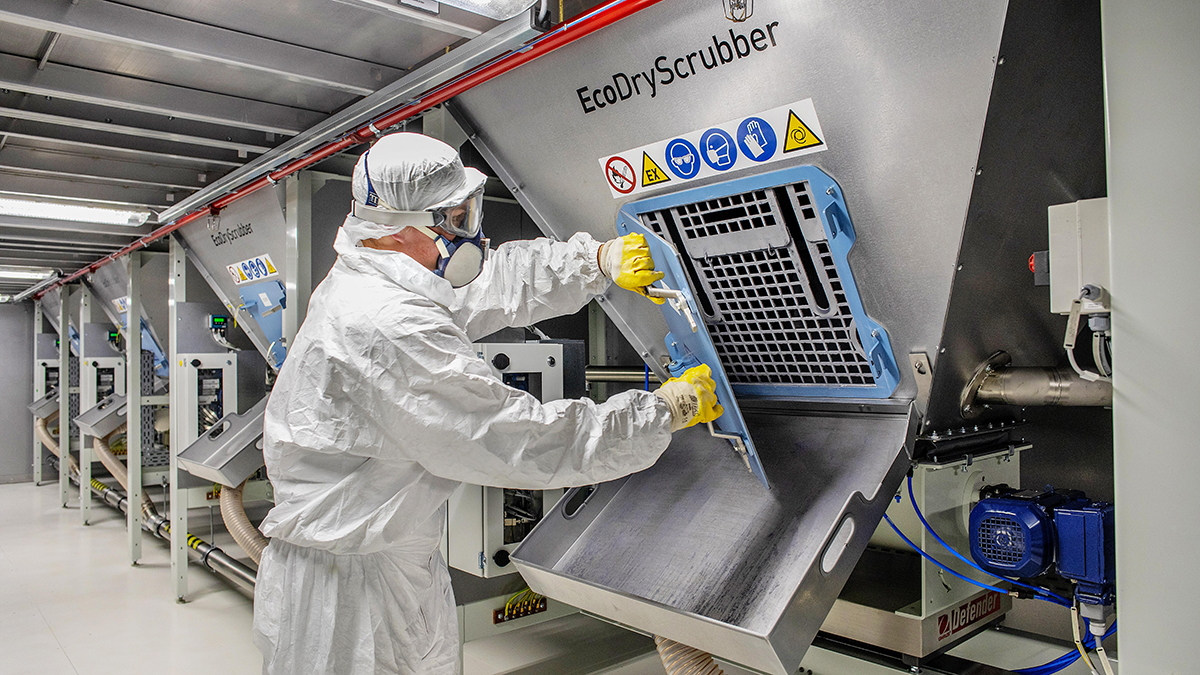 Chez SKODA AUTO, la production n'entraîne plus aucun dépôt de déchets depuis le début de l'année