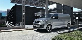 Peugeot e-Expert 2019