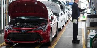 Toyota Motor Europe relancera deux nouvelles usines européennes le 11 mai