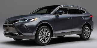 Toyota Venza 2021