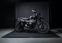 Triumph Scrambler 1200 Bond Edition 2020