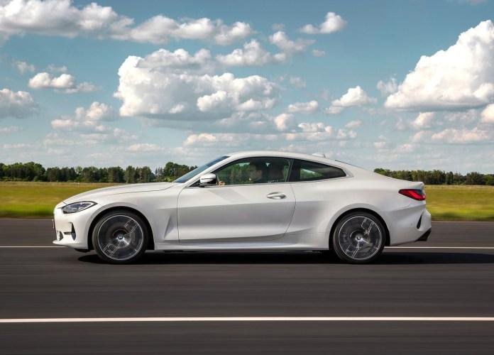 BMW 4 Series Coupé