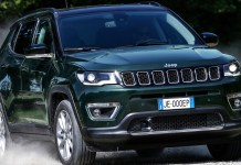Nouvelle Jeep Compass