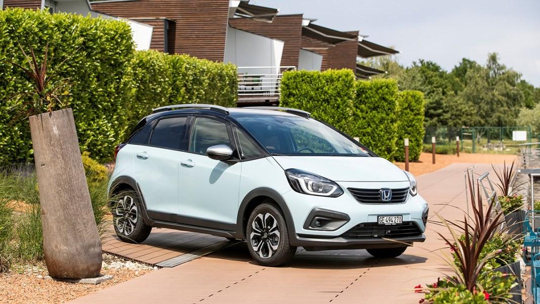 Honda Jazz eHEV 2020