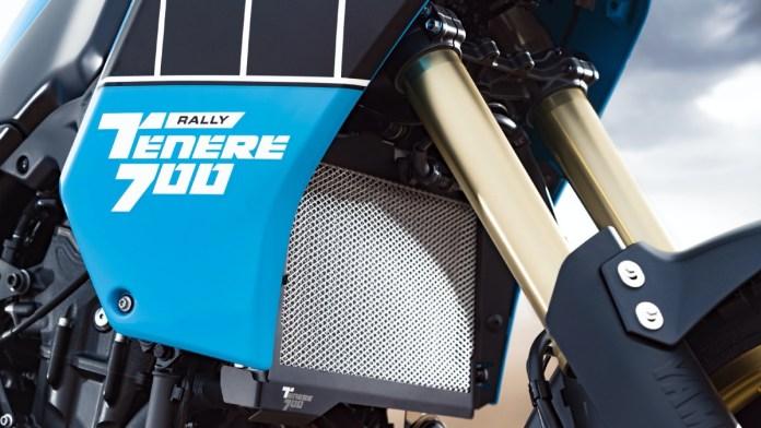 Yamaha Ténéré 700 Rally Edition 2020