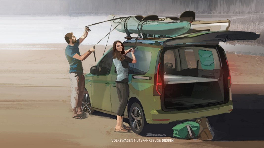 Volkswagen Véhicules Utilitaires - Mini-Camper