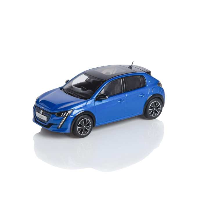 Miniature Peugeot 208