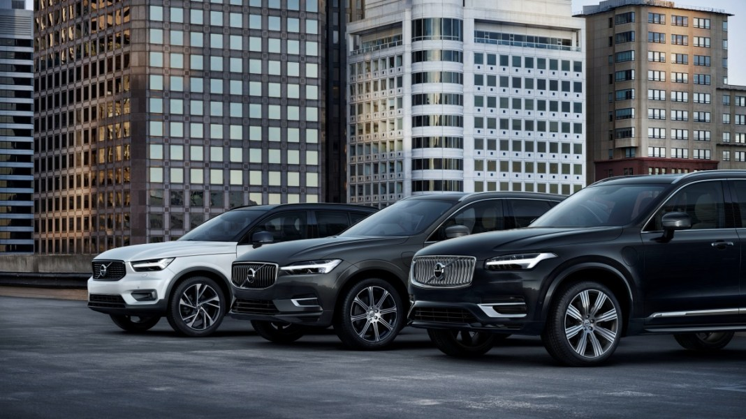 Volvo Cars - gamme SUV