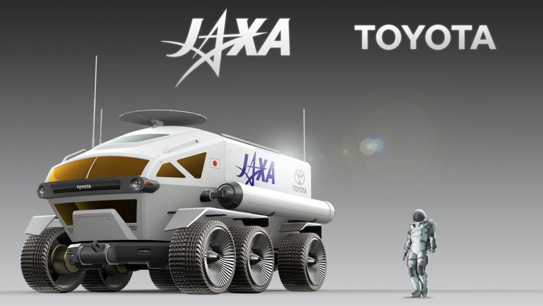 JAXA et Toyota - Lunar Cruiser
