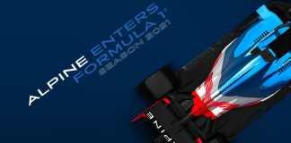 Alpine débarquera en Formule 1 à partir de la saison 2021