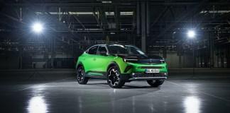 Nouvel Opel Mokka-e
