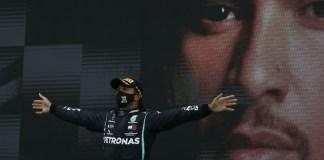 Lewis HAMILTON - Grand Prix du Portugal de Formule 1