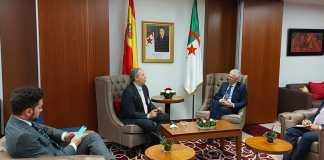 Le Groupe Volkswagen étudie la concrétisation d'un projet industriel en Algérie avec le Ministre de l'Industrie