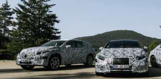 Mercedes-Benz confirme l'extension de sa gamme électrique avec Six nouveaux modèles