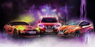 Nissan et le orange - Une histoire d'Halloween