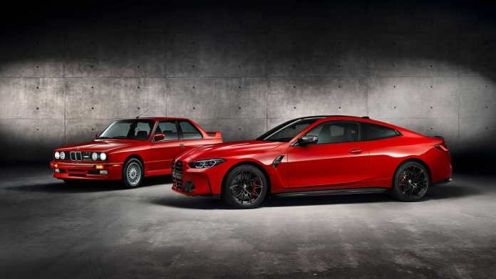 bmw m4 competition kith design study edition exterior