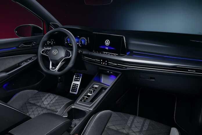 Nouvelle Volkswagen Golf Variant et Golf Alltrack 2021