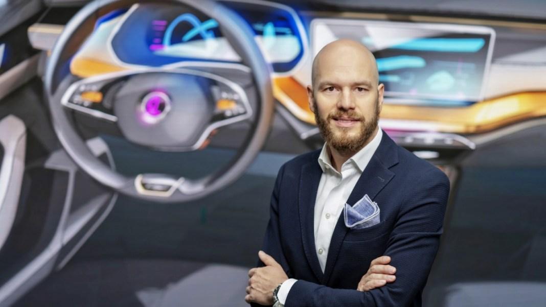 Peter Olah nommé directeur du design intérieur de SKODA AUTO