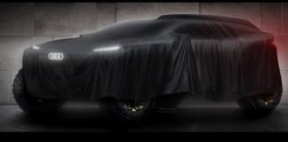 Audi - Dakar 2022