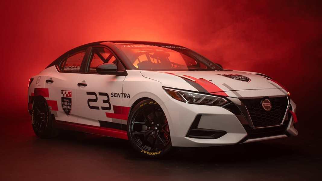 La Coupe Nissan Sentra sera lancée avec une première saison débordante d'action en 2021