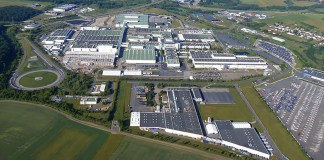 Mercedes-Benz AG vend son usine de voitures particulières située à Hambach (France)